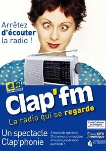 <b>2005 - Clap'fm</b>