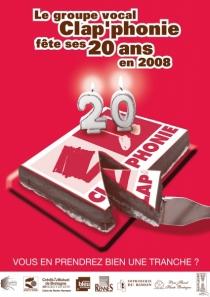 <b>2008 - Les 20 ans !</b>